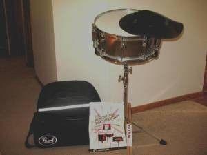 Pearl Snare Drum - $145 (Brainerd)