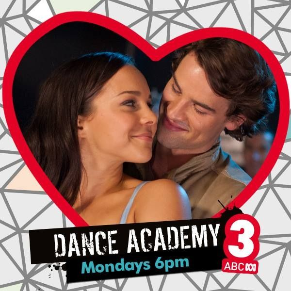 best my favorite tv show images dance dance  abby wes in dance academy season this pin and more on my favorite tv show