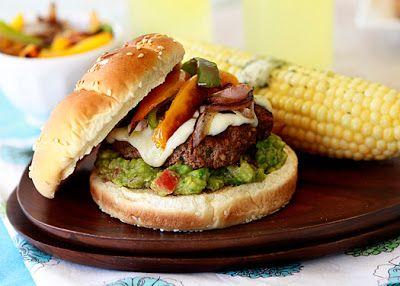 Very Pinteresting {Burgers}