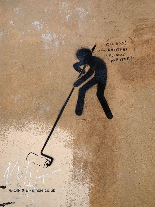 Grafitti, Florence, Italy