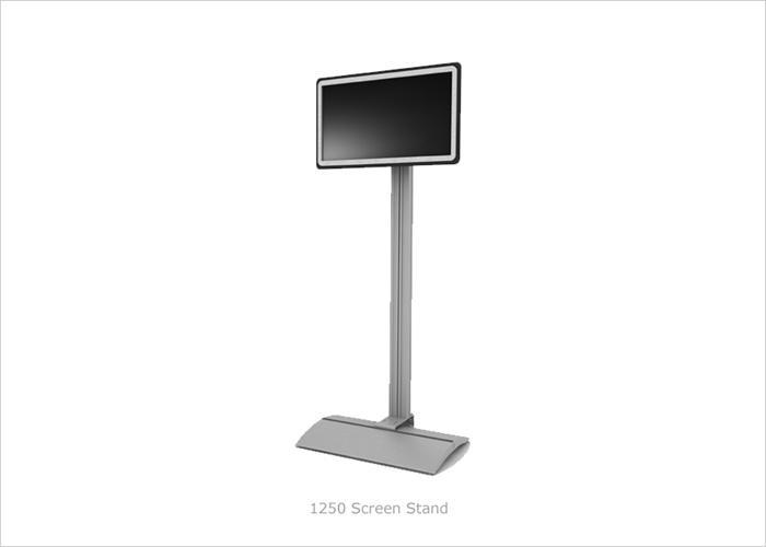 Screen Stand, Freestanding Screen Kiosk, Touch Screen Stands - POD Displays