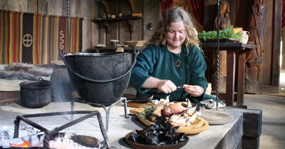 Norse cooking and recipes