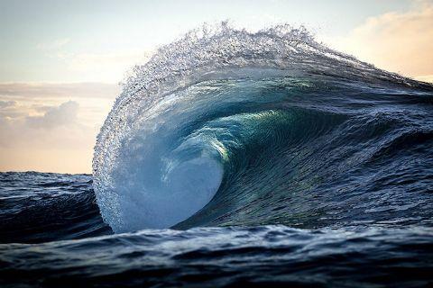 Esto es lo que ocurre cuando el mar sueña con ser pintor