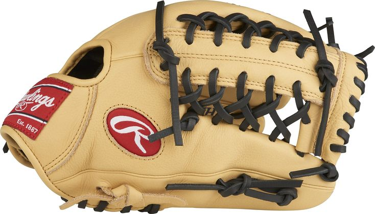 Rawlings Select Pro Lite Youth Baseball Glove, JJ Hardy Model, Regular, Modified Trap-Eze Web, 11-1/2 Inch. 11-1/2-inch all-leather youth baseball glove styled after the one used by JJ Hardy (3-time Rawlings Gold Glove Award winner). Youth Pro Taper Fit pattern offers a smaller hand opening for greater control. Modified Trap-Eze web with all-leather lacing ideal for 2nd and 3rd basemen, shortstops, and pitchers. Palm and index finger padding with cushioned fingerback lining. Game ready;...
