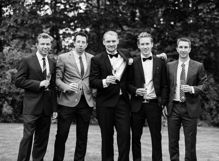 Dygtig bryllupsfotograf