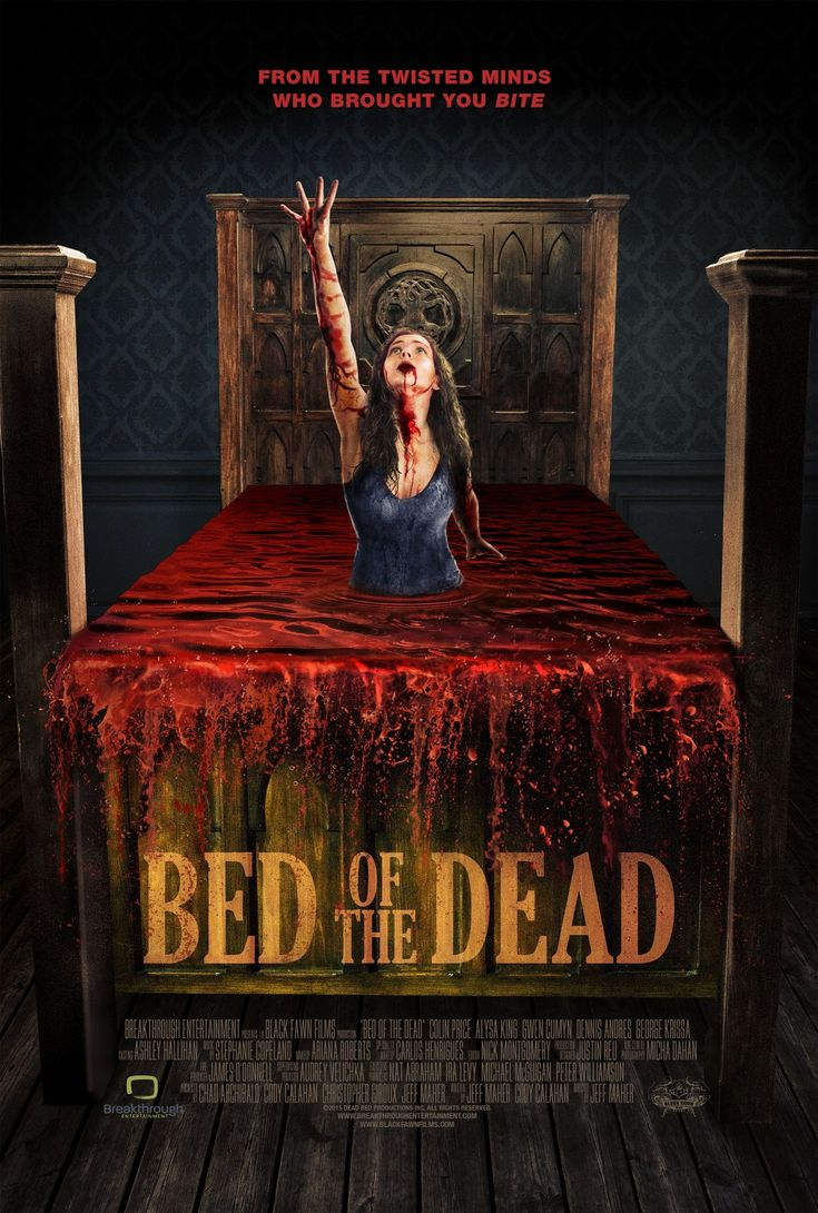 Bed of the Dead - Review: Bed of the Dead (2016) is a 1h 28-min Canadian horror movie that was shot in Hamilton, Ontario,… #Movies #Movie