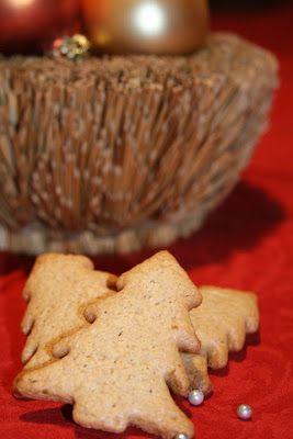 Receitas: Receita de Biscoitos de Gengibre e Canela