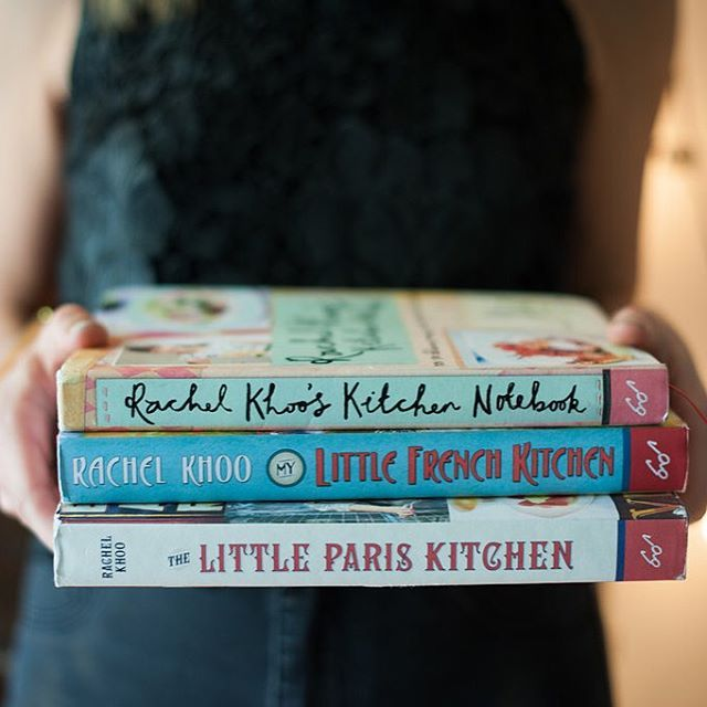 Rachel Khoo's Kitchen Notebook by Kara Elise