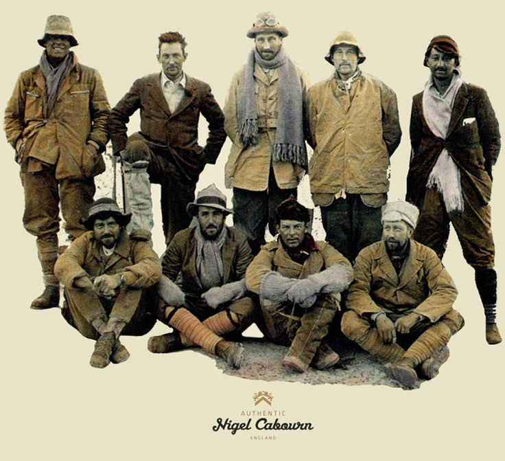 Nigel Cabourn - perfection
