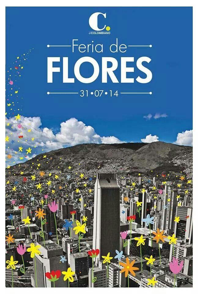 Feria de las flores agosto 2014