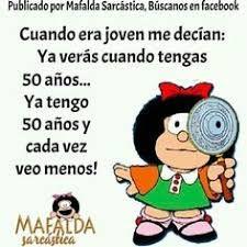 Resultado de imagen para mafalda graciosa