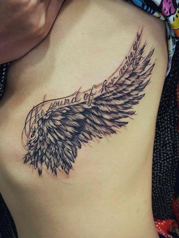 Mein frisch eingefärbtes, vom Tod inspiriertes Tattoo. Gemacht von Valerie Yang aus Vagabond Ink, Singapur! Xpost von r / tattoos. : Sandmann