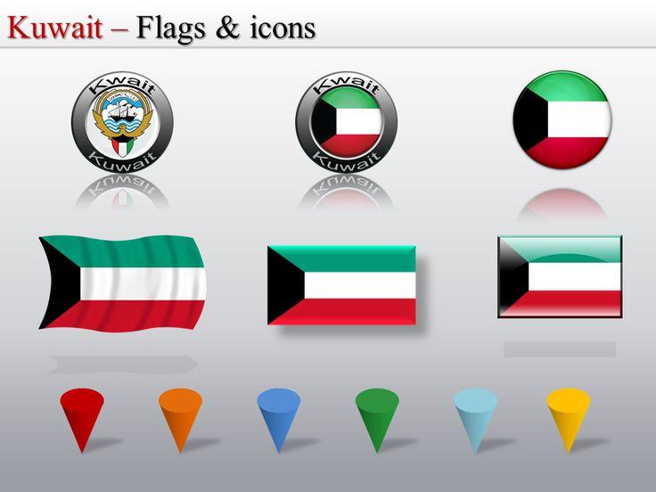 83 best powerpoint templates images on pinterest templates role map of kuwait toneelgroepblik Choice Image