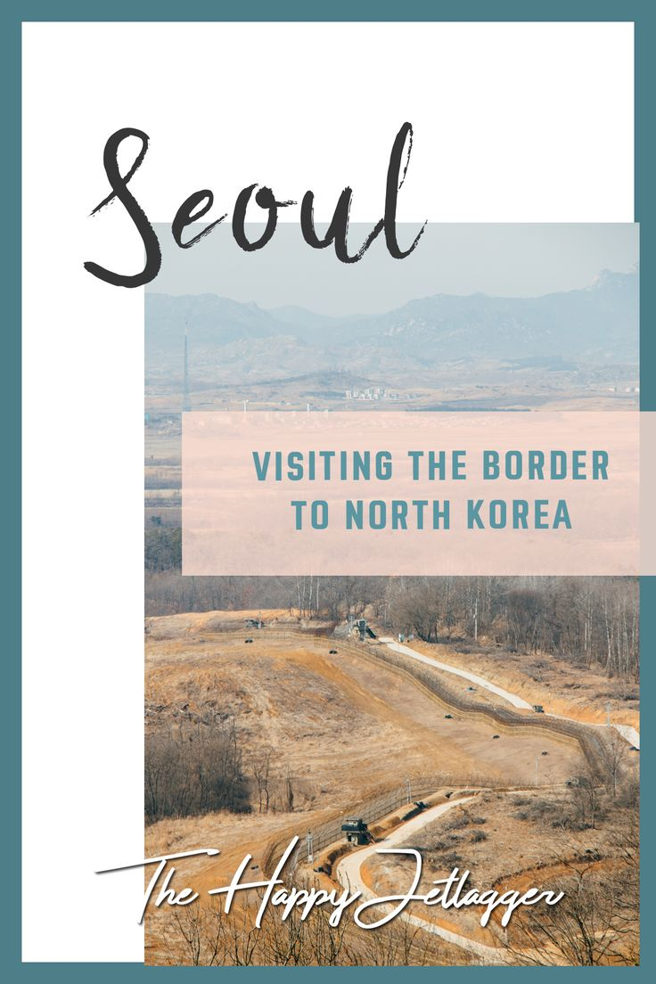 Get close to North Korea and do a trip to the DMZ, the demilitarized zone. Learn more about the Korean separation! More about the day trip from Seoul!