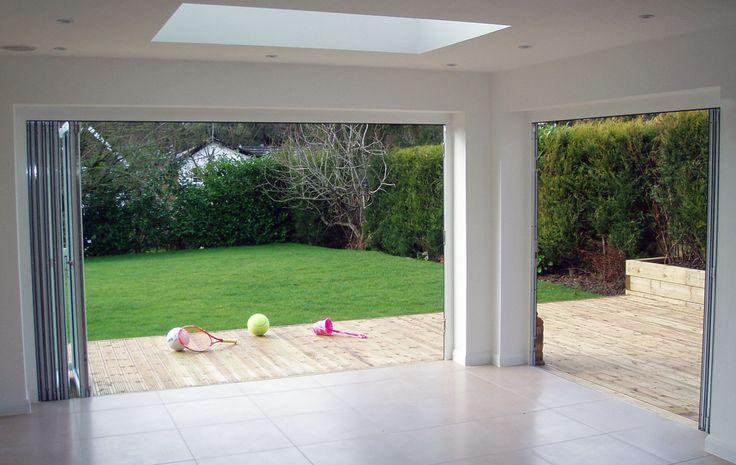 M s de 25 ideas incre bles sobre puertas plegables en for Puertas salida jardin