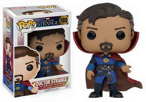 ToyzMag.com » Doctor Strange Pop!, Dorbz et Pop Keychain