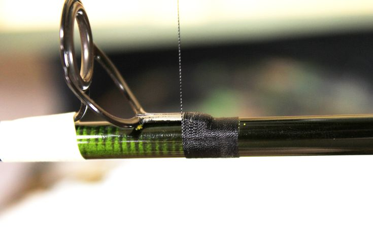 how to build a fly rod from a blank