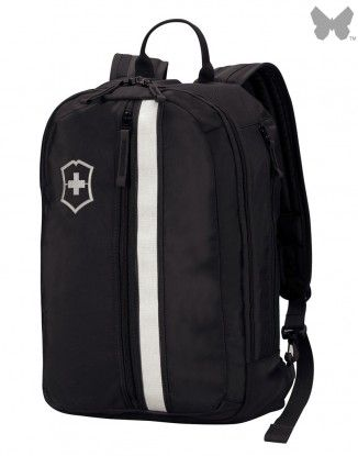 #Victorinox Outrider Docking Day Backpack - Black #backpack