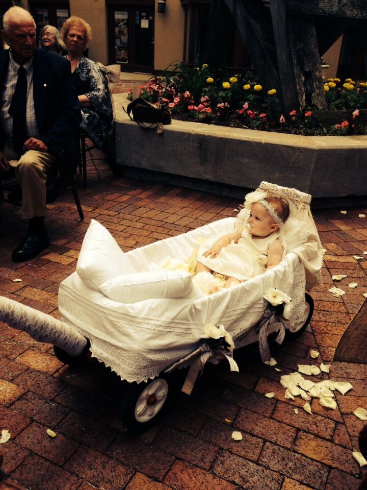 25+ Best Ideas about Flower Girl Wagon on Pinterest | Ring ...