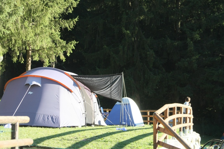 Tent pitches - piazzole tenda
