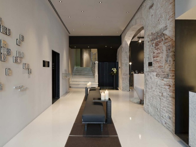82 best spa images on pinterest spa design bathrooms for Design hotel valencia spain