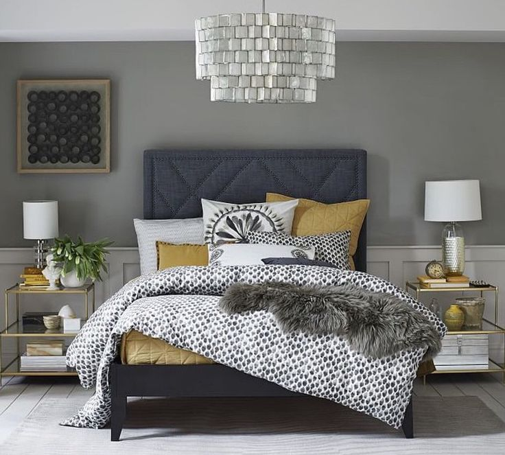 LUXURIOUS BEDROOM DECOR | Look how thought through is this bedroom design | http://www.bocadolobo.com/en/ | #luxurybedroom #bedroomdecor