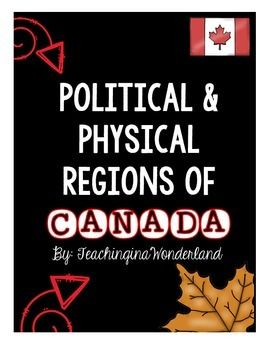 "The ""Political and Physical Regions of Canada"" activity packet is aligned with the Grade 4 Social Studies curriculum expectations. This activity packet includes 3 lines of inquiry for students to complete. Through these inquiry assignments students practice gathering, organizing, interpreting/analyzing and presenting information on the political and physical regions of Canada."