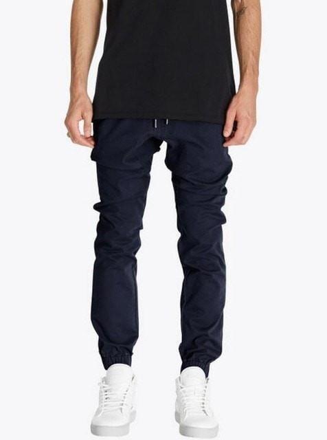 Trendy Harem-Style Slim-Fit Drawstring Men's Pants Sizes 28-36 Four Co – Floessence