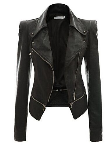 Black jackets are always so easy to combine with more outfits. Wear or not? Available for €21.57. Click or tap the image for shopping!