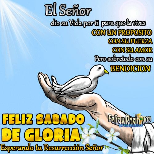 Sabado de Gloria - Gifs para compartirGifs para compartir