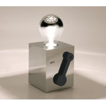 lampe-the-switch  chrome  richard Hutten  79.00