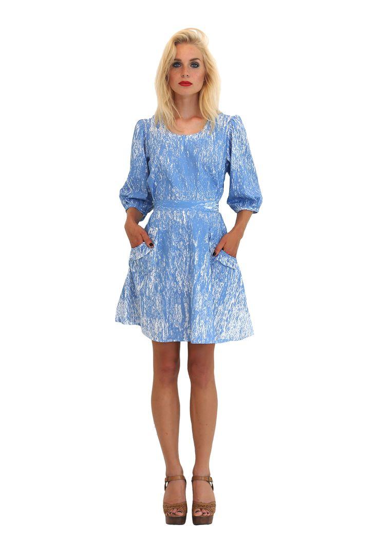 Jaana dress. Shop: http://shop.ivanahelsinki.com/collections/dresses/products/jaana