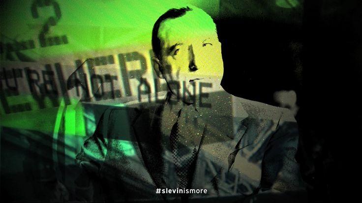 Frank Costello - Concept design by Slevin www.slevin.it #slevinismore