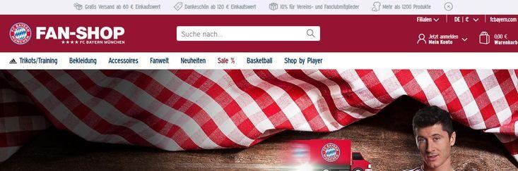 FC Bayern München ► zum Shop FC Bayern München Informationen Der FC Bayern München wurde 1900 gegründet und ist mit über 275.000 Mitgliedern und über 4.000 Fanclubs rund um den Globus der derzeit größte Sportverein der Welt.