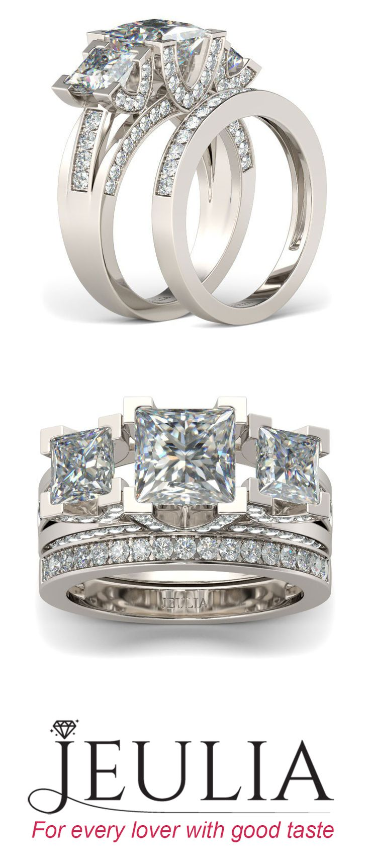 Show Your Neverending Love With A Ring Jeulia Offers High Quality Jewelry  At