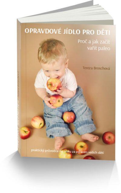 Tahle knížka vám může obrátit vzhůru nohama všechno, co jste si až doteď o zdravém jídle pro děti mysleli... Teď navíc s vánočním bonusem.