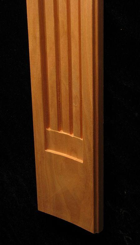 1000 images about architecture art deco on pinterest Possini euro design deco style walnut column floor lamp
