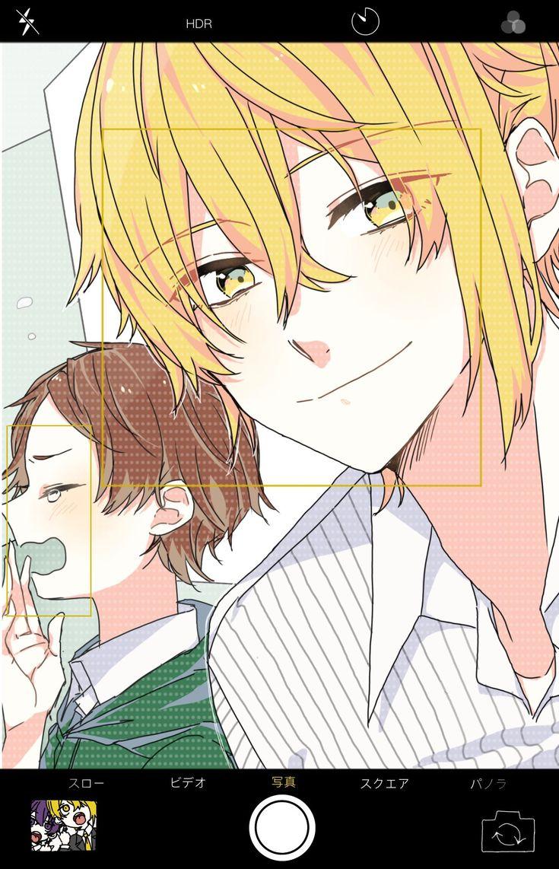 Gambar Seni anime oleh 莉 夏 pada USSS Anime anak laki