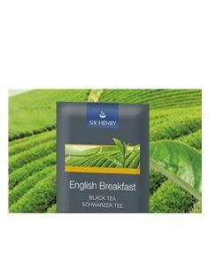Sir Henry Tea - English Breakfast 25 x 2,5gr