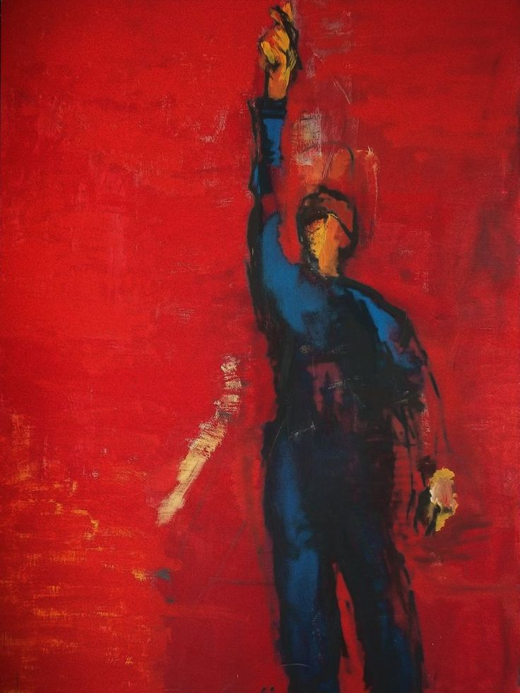 Reach for | acrylic on canvas | 170x126cm | 66,93x49,61in | 2011
