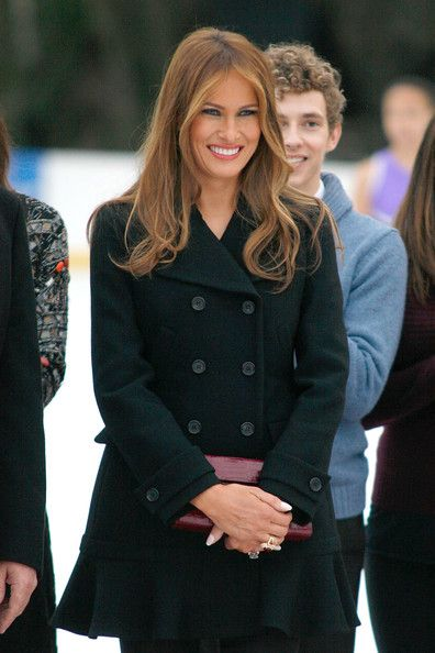 Melania Trump Photos Photos - Melania Trump attends the 2011 Skating With the Stars Gala at Wollman Rink - Central Park on April 4, 2011 in New York City. - 2011 Skating With The Stars Gala