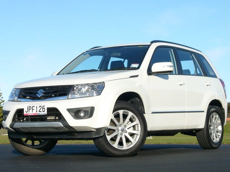 Suzuki Grand Vitara www.gilmourmotors.co.nz/used-cars
