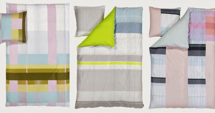 Dsajns [Designs]: Hay Bed Linen