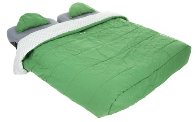 Double Sleep System A Bed Cover And Duvet All In One