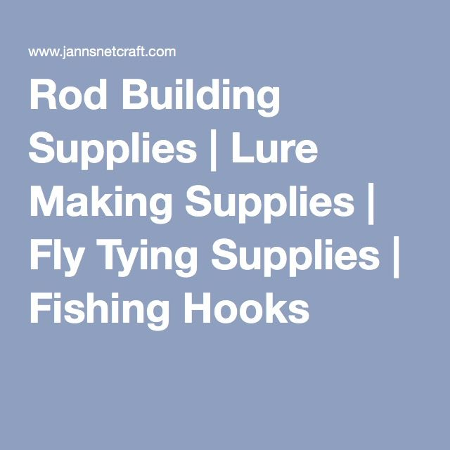 17 best ideas about lure making supplies on pinterest | bass, Soft Baits