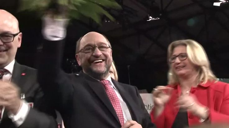 Mit einem historischen Rekordergebnis hat der SPD-Bundesparteitag Martin Schulz zum neuen Parteivorsitzenden und Kanzlerkandidaten gewählt.
