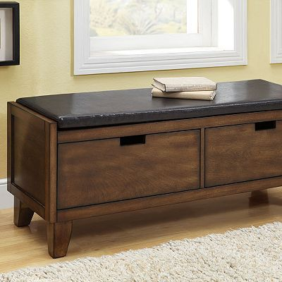 Extra Long Storage Bench 7 Best Entry Bench Images On Pinterest  Storage Benches Entry