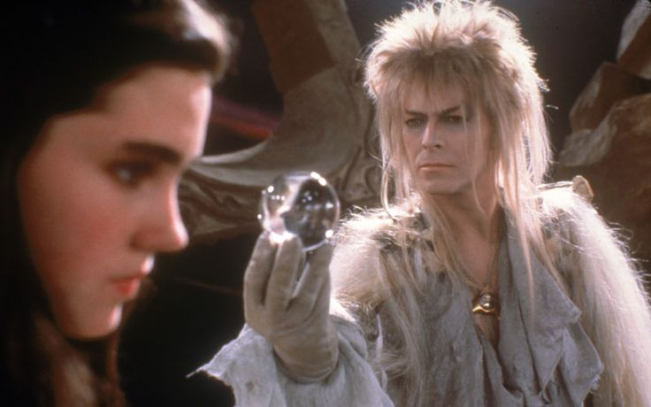 David Bowie è il re dei Goblin in Labyrinth