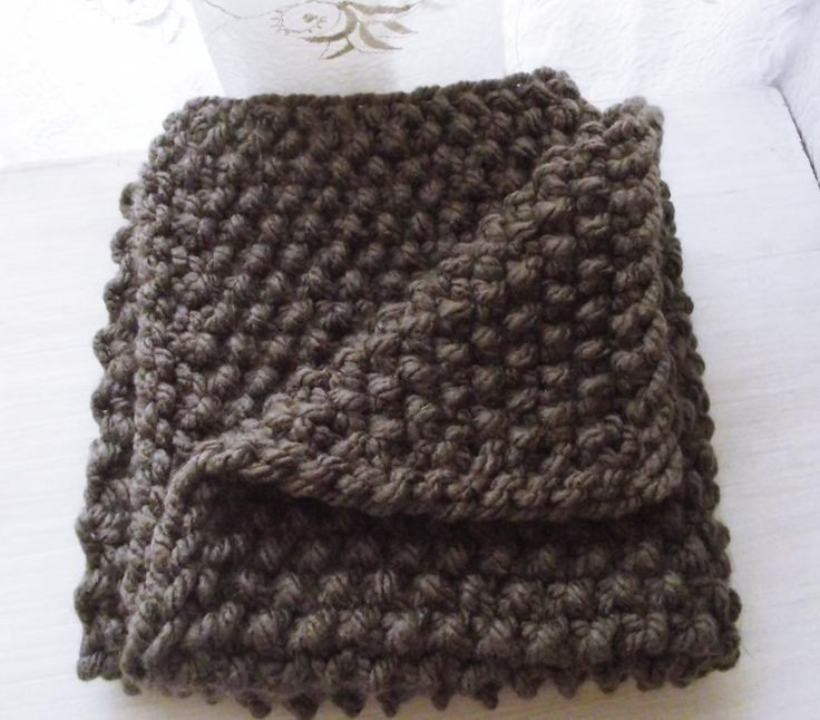 Knitting Pattern For Chunky Baby Blanket : 25+ best ideas about Beginner knitting blanket on ...