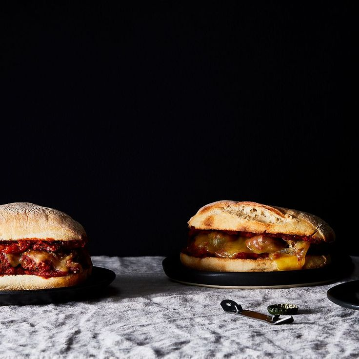 Quickie Meatballs = A Melty, Any-Night-of-the-Week Sandwich